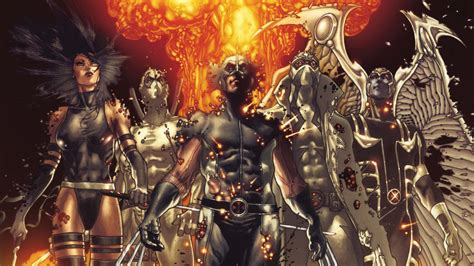 1 Fear Itself: Uncanny X-Force HD Wallpapers | Backgrounds